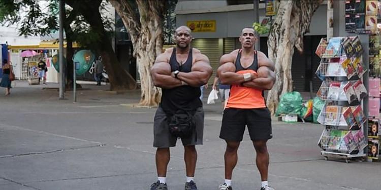 Brasilianische Brüder griffen neben Steroiden auch auf Synthol zurück