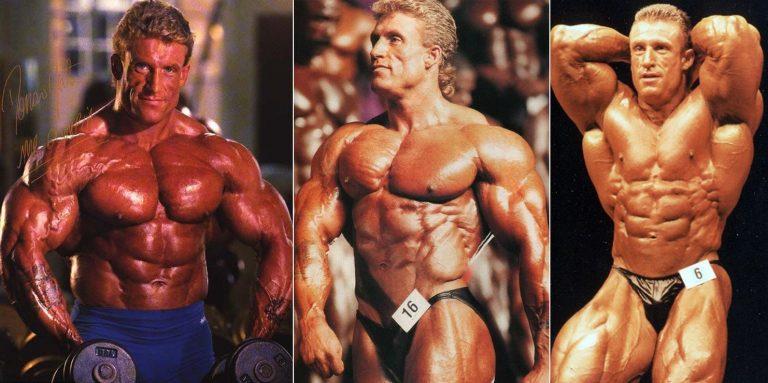 Dorian Yates Diät und Ernährungstipps, um Muskeln aufzubauen