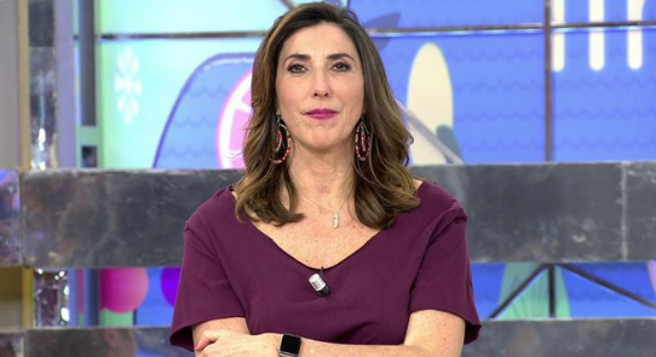 Paz Padilla bricht locker mit Pablo Motos