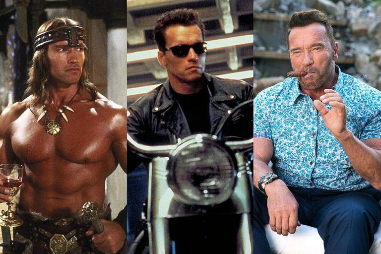 Schwarzenegger: Trump ist ein Terminator, er will Fortschritt und Zukunft beenden