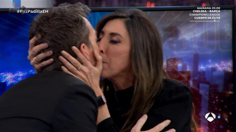 Kuss nehmen